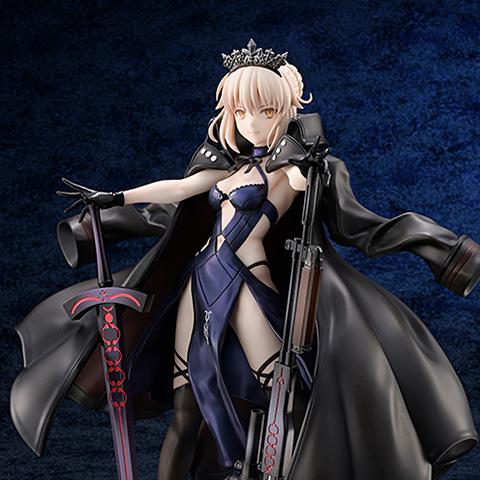 【限定販売】Fate/Grand Order『ライダー/アルトリア・ペンドラゴン〔オルタ〕』1/7 美少女フィギュア