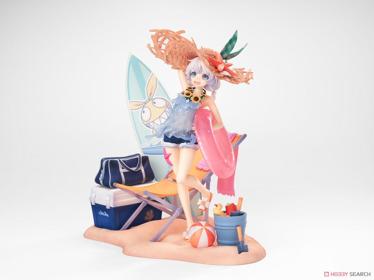 崩壊3rd『テレサ・アポカリプス 夕焼けと浅瀬Ver.』1/8 完成品フィギュア-002