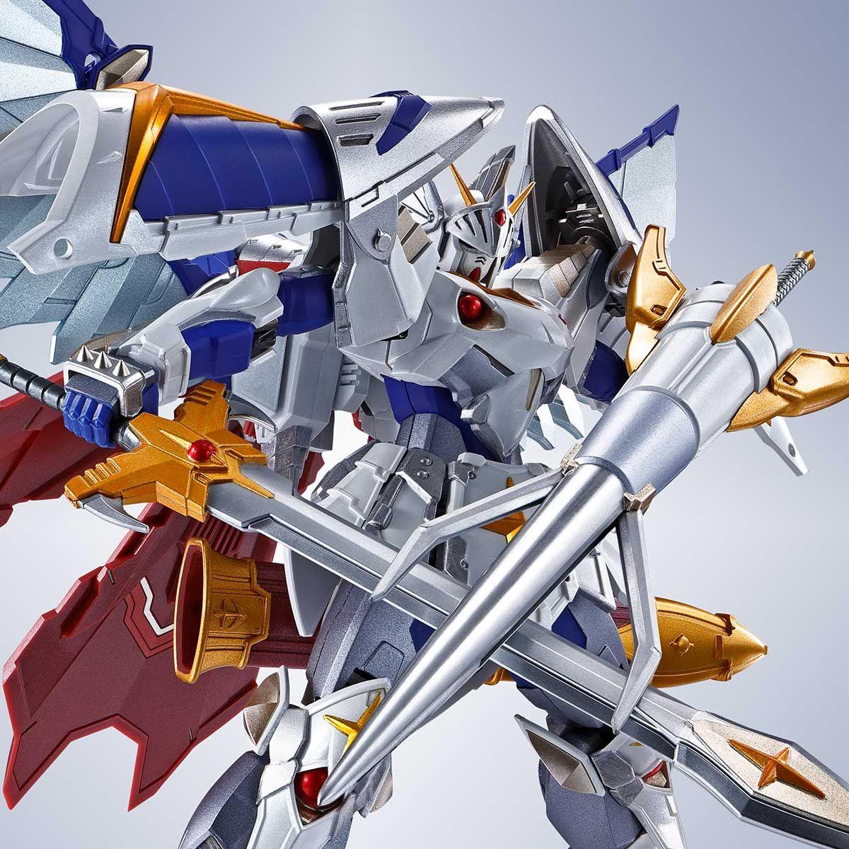 【限定販売】METAL ROBOT魂〈SIDE MS〉『バーサル騎士ガンダム(リアルタイプver.)』SDガンダム外伝 可動フィギュア-001