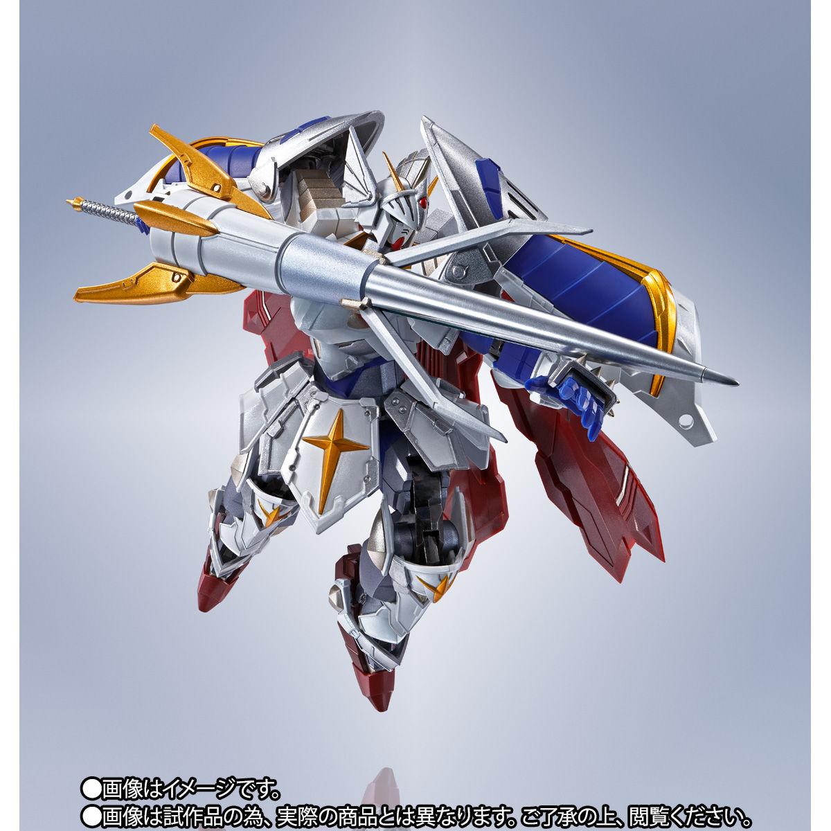 【限定販売】METAL ROBOT魂〈SIDE MS〉『バーサル騎士ガンダム(リアルタイプver.)』SDガンダム外伝 可動フィギュア-006