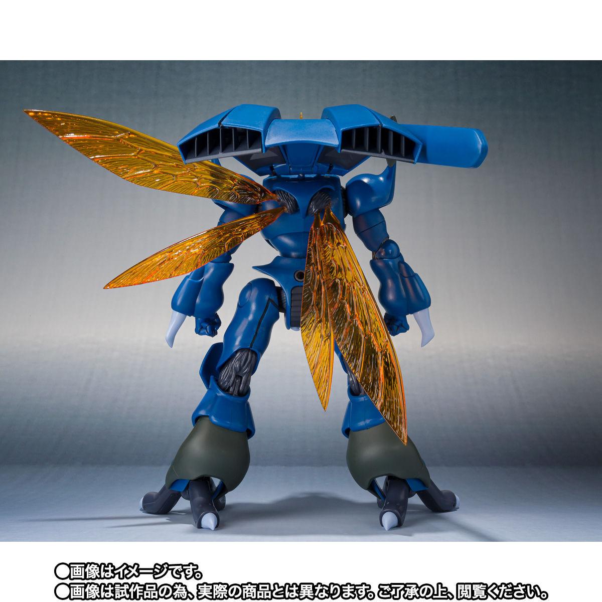 【限定販売】ROBOT魂〈SIDE AB〉『ビランビー & ユニコン・ウー セット』可動フィギュア-003