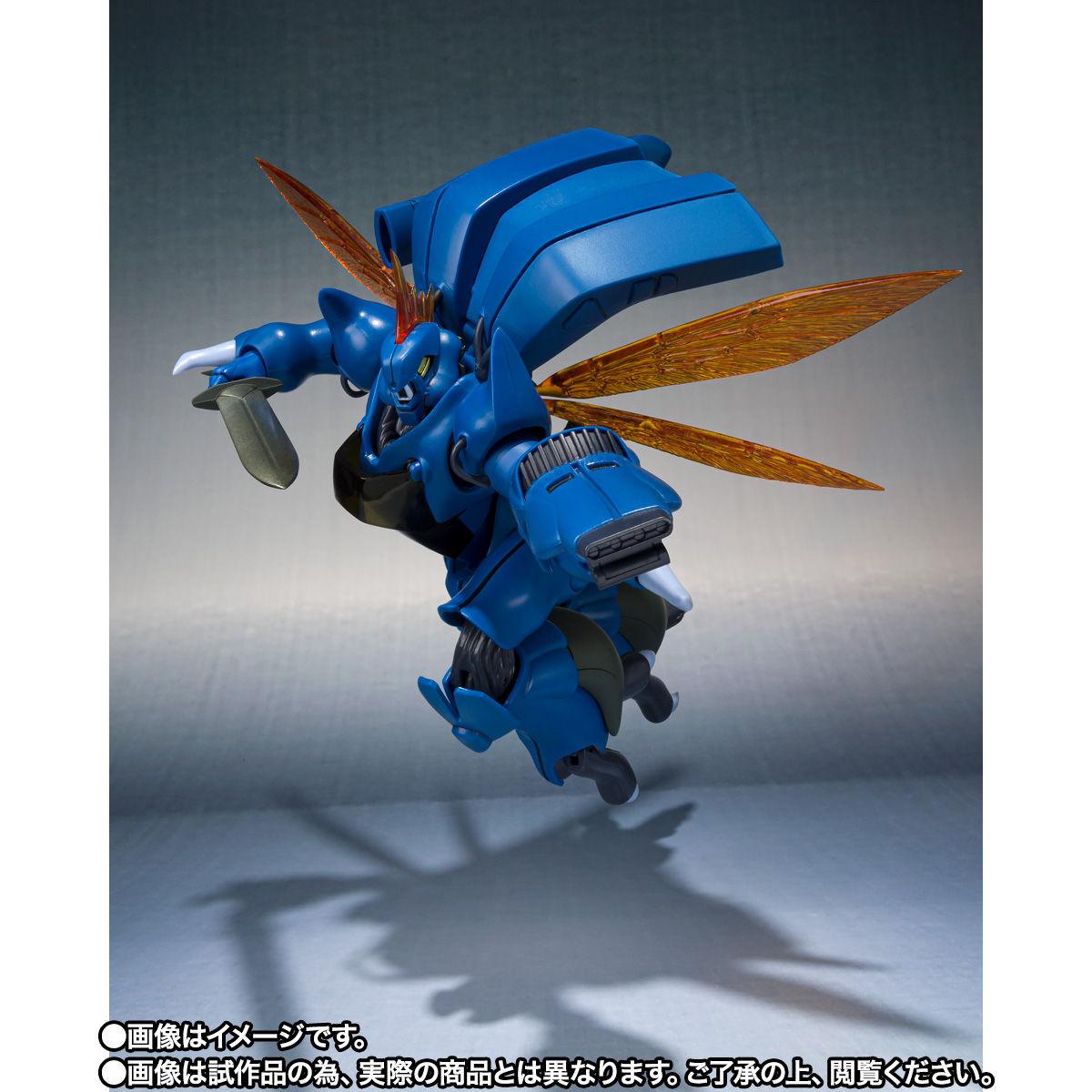 【限定販売】ROBOT魂〈SIDE AB〉『ビランビー & ユニコン・ウー セット』可動フィギュア-005