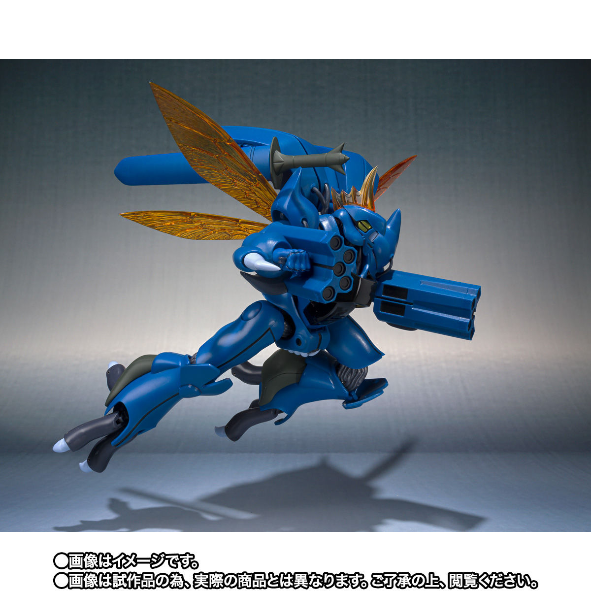 【限定販売】ROBOT魂〈SIDE AB〉『ビランビー & ユニコン・ウー セット』可動フィギュア-006
