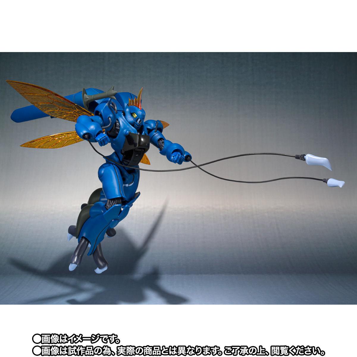 【限定販売】ROBOT魂〈SIDE AB〉『ビランビー & ユニコン・ウー セット』可動フィギュア-008