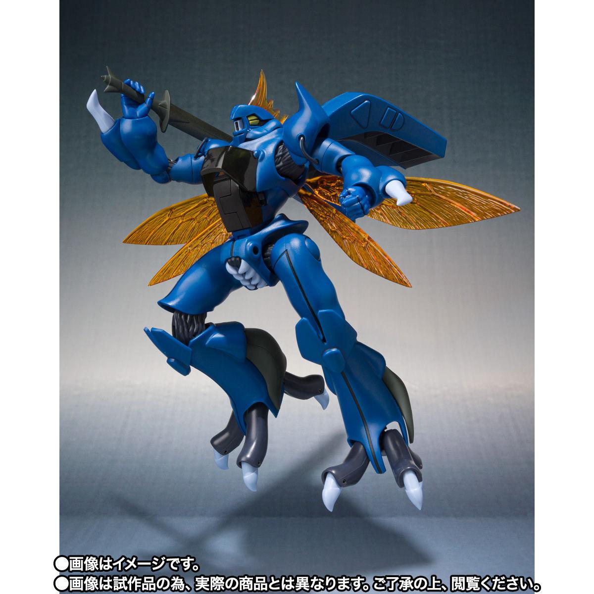 【限定販売】ROBOT魂〈SIDE AB〉『ビランビー & ユニコン・ウー セット』可動フィギュア-009