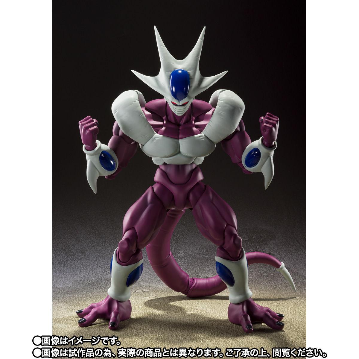 【限定販売】S.H.Figuarts『クウラ 最終形態』ドラゴンボールZ 可動フィギュア-003