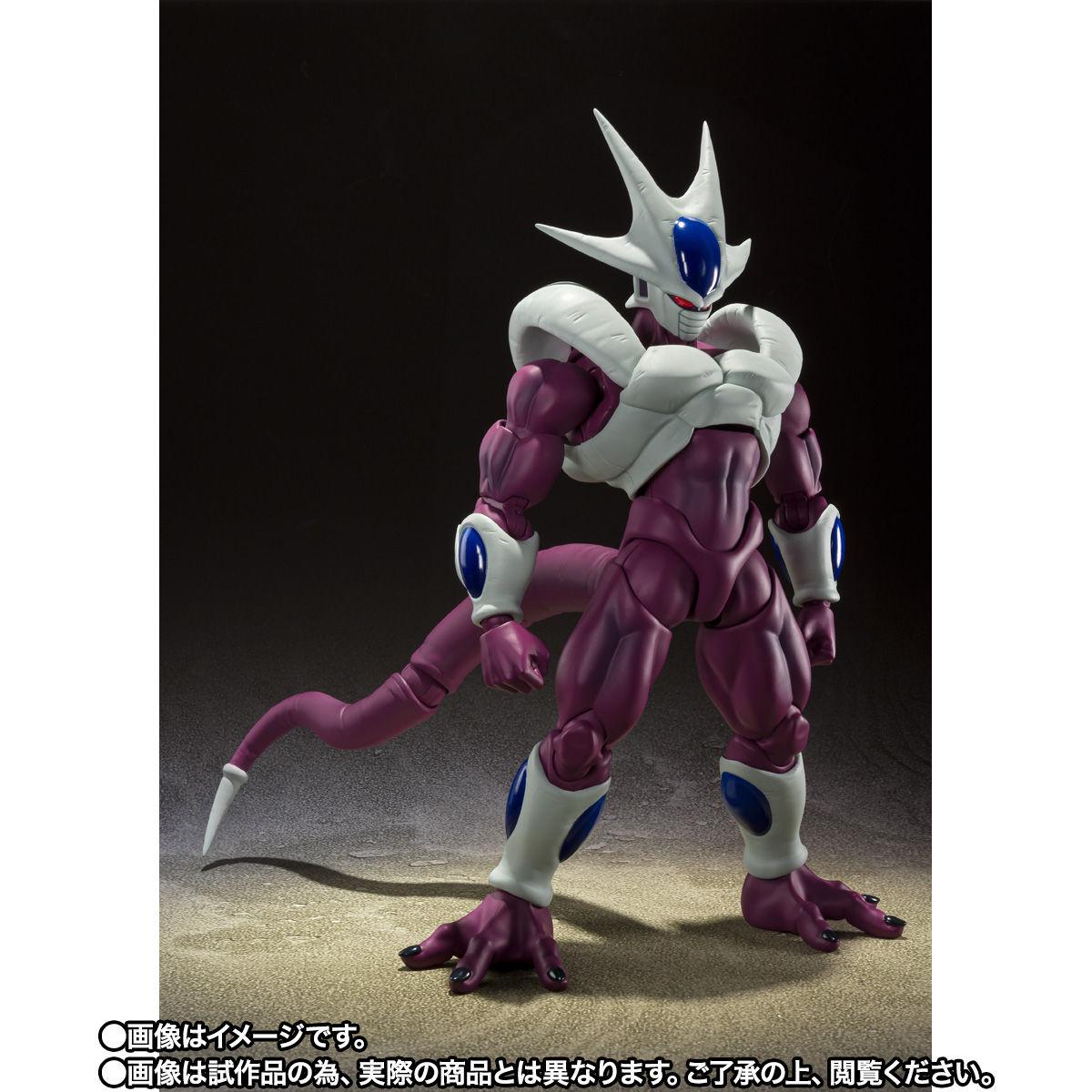 【限定販売】S.H.Figuarts『クウラ 最終形態』ドラゴンボールZ 可動フィギュア-004