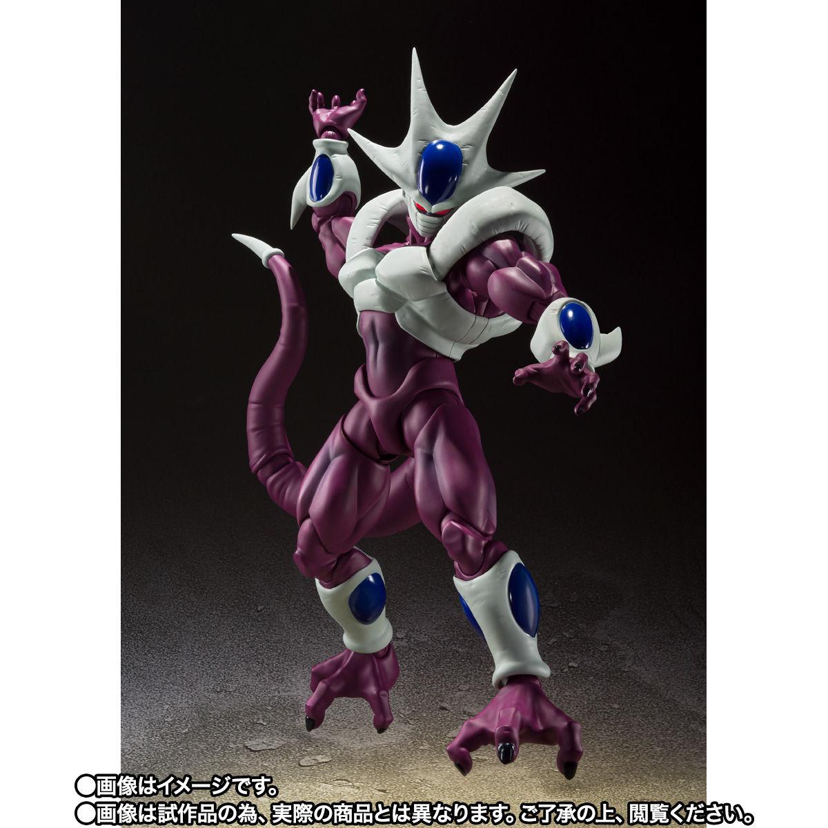 【限定販売】S.H.Figuarts『クウラ 最終形態』ドラゴンボールZ 可動フィギュア-009