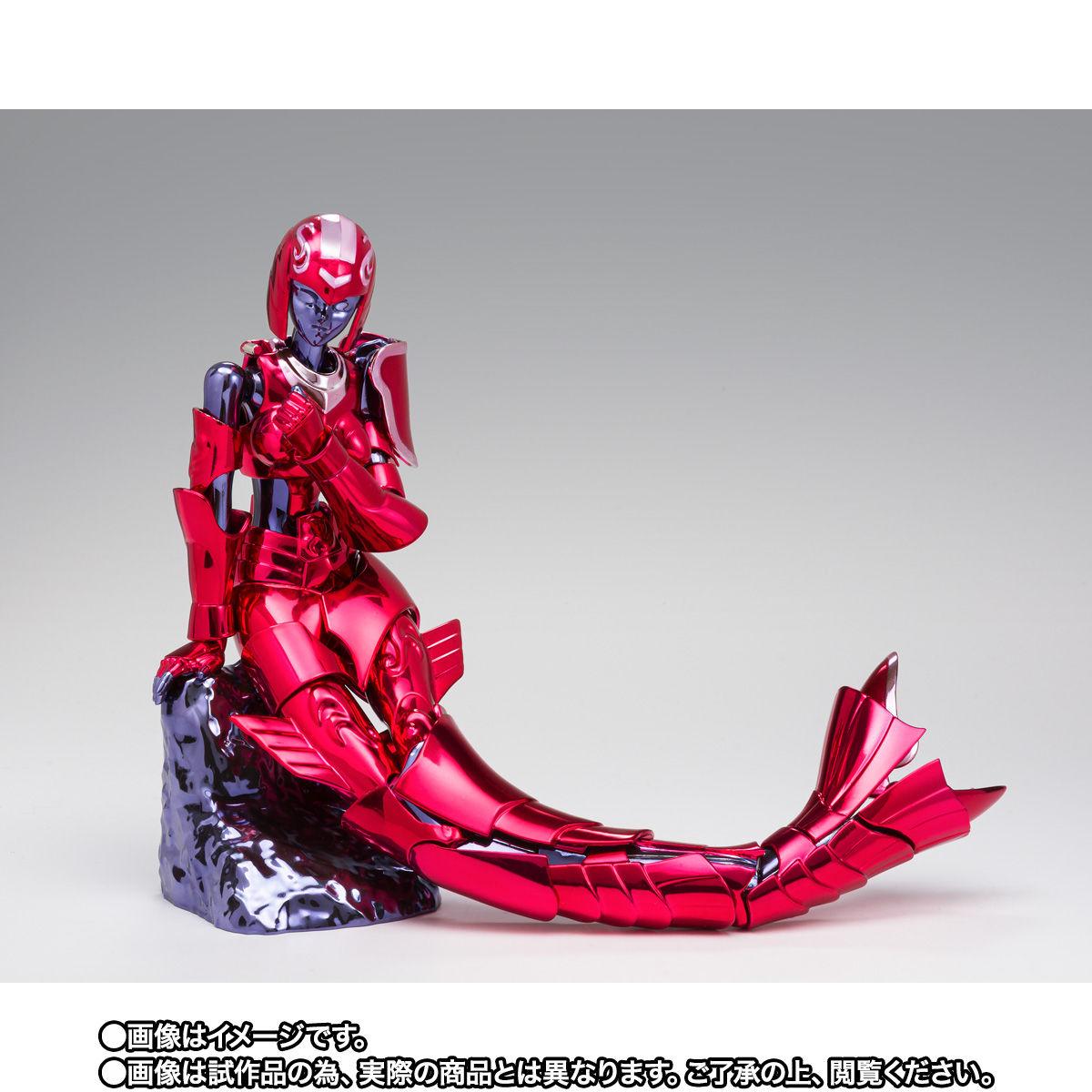 【限定販売】聖闘士聖衣神話『マーメイドテティス〈リバイバル版〉』聖闘士星矢 可動フィギュア-005