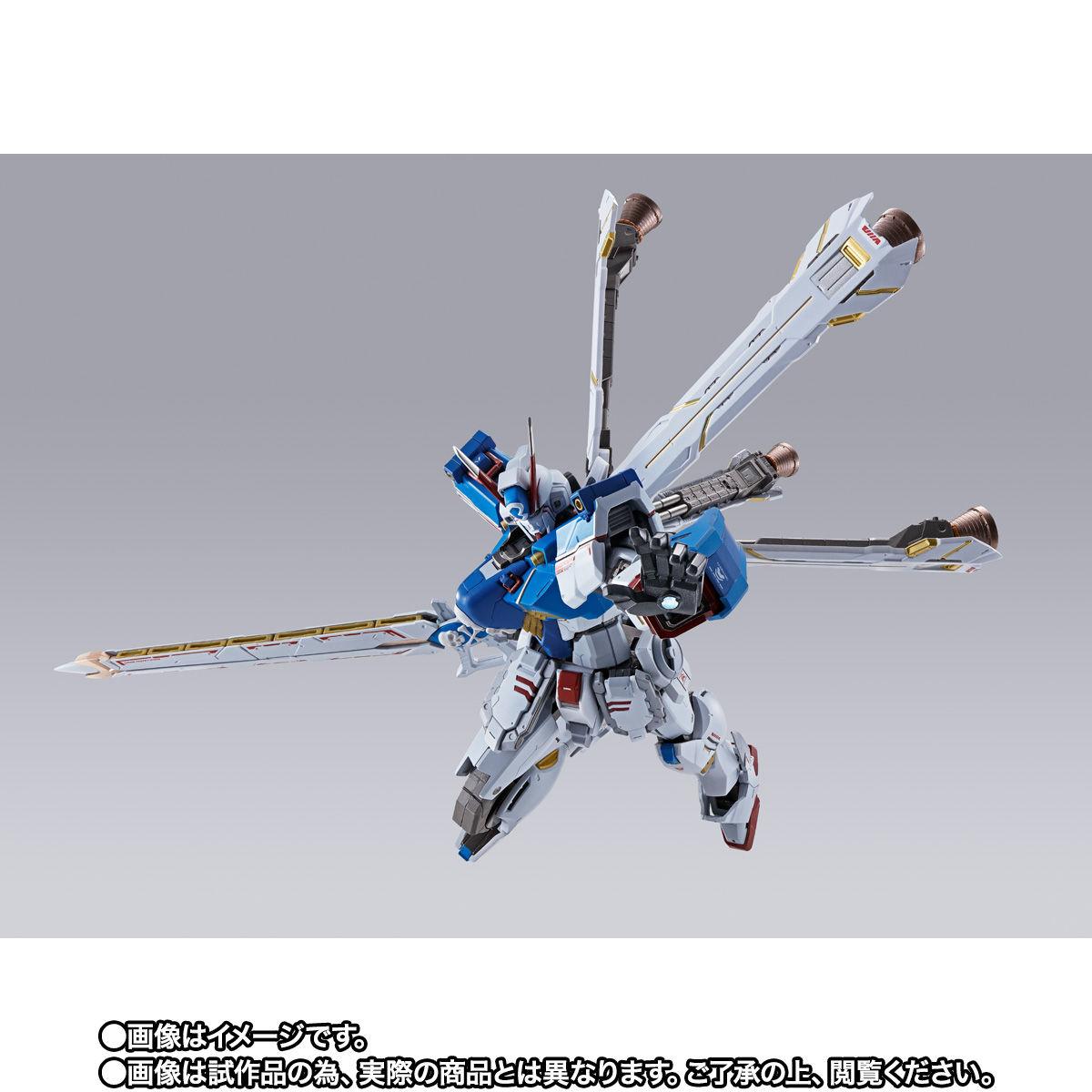【限定販売】METAL BUILD『クロスボーン・ガンダムX3』機動戦士クロスボーン・ガンダム 可動フィギュア-003