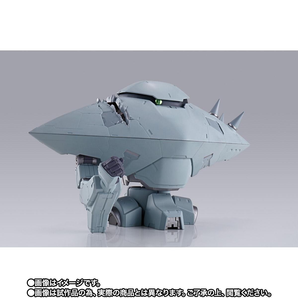 【限定販売】METAL BUILD『クロスボーン・ガンダムX3』機動戦士クロスボーン・ガンダム 可動フィギュア-010