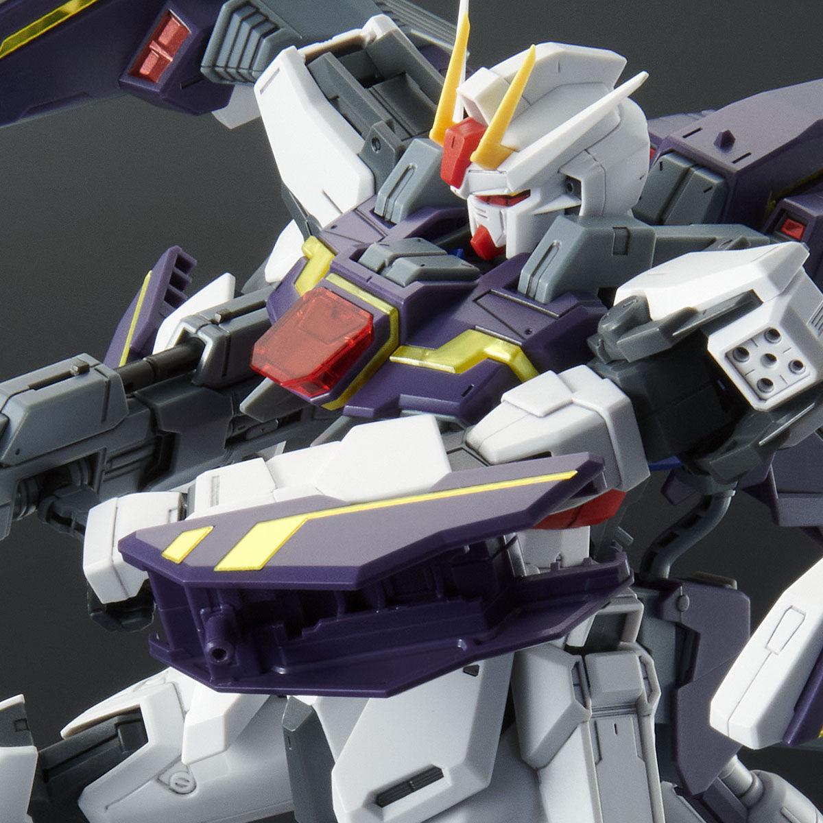 【限定販売】MG 1/100『ライトニングストライクガンダム Ver.RM』ガンダムSEED MSV プラモデル-001