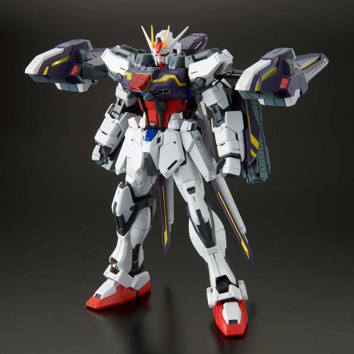 【限定販売】MG 1/100『ライトニングストライクガンダム Ver.RM』ガンダムSEED MSV プラモデル-004