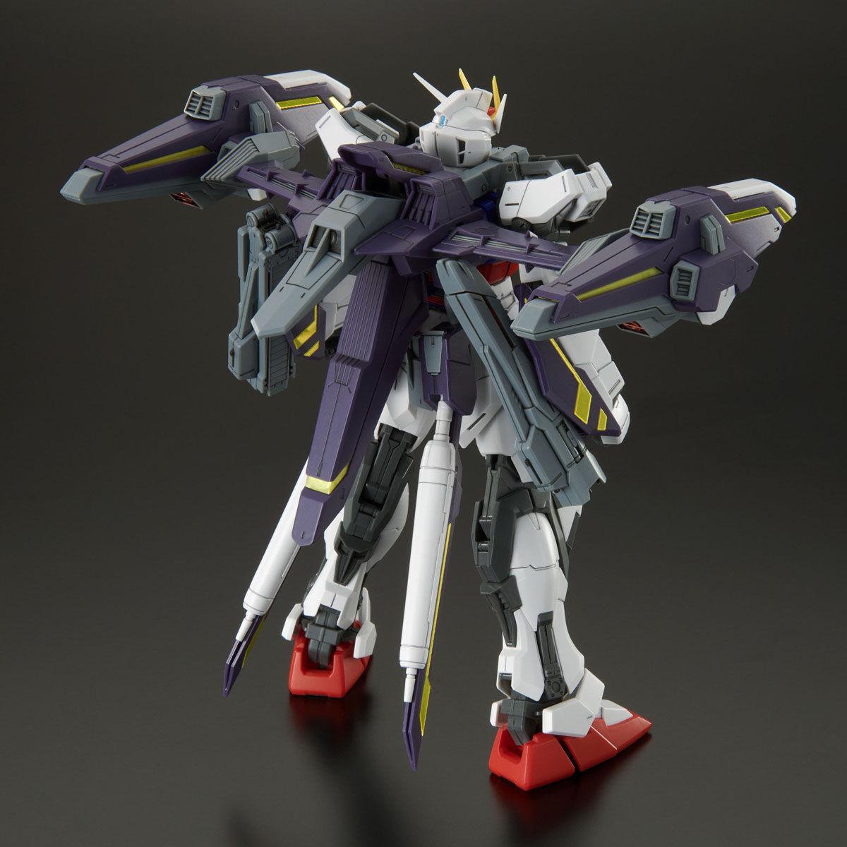 【限定販売】MG 1/100『ライトニングストライクガンダム Ver.RM』ガンダムSEED MSV プラモデル-005