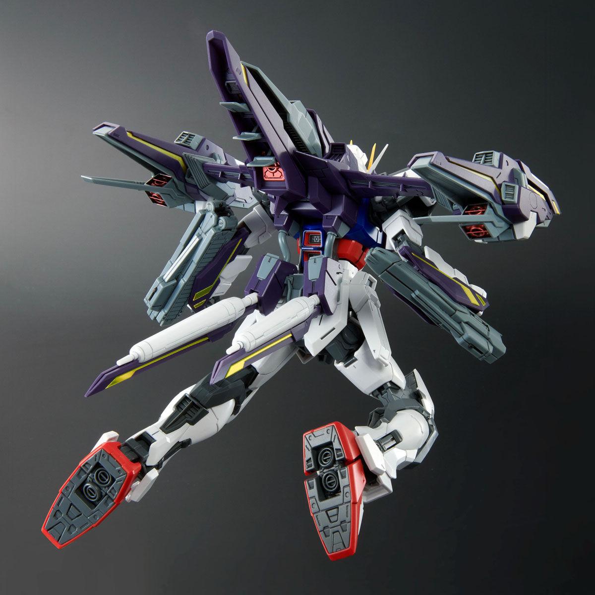 【限定販売】MG 1/100『ライトニングストライクガンダム Ver.RM』ガンダムSEED MSV プラモデル-007