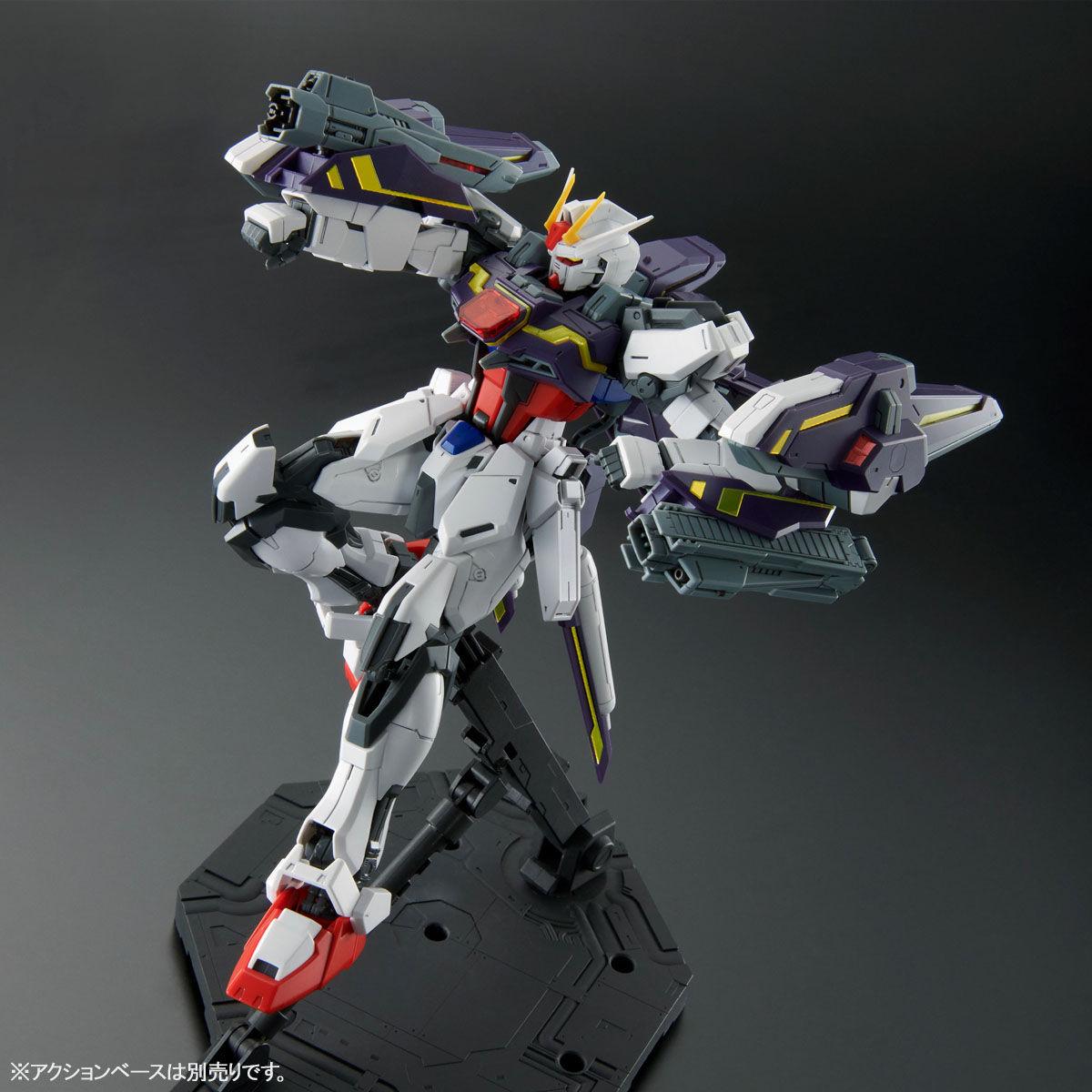 【限定販売】MG 1/100『ライトニングストライクガンダム Ver.RM』ガンダムSEED MSV プラモデル-008