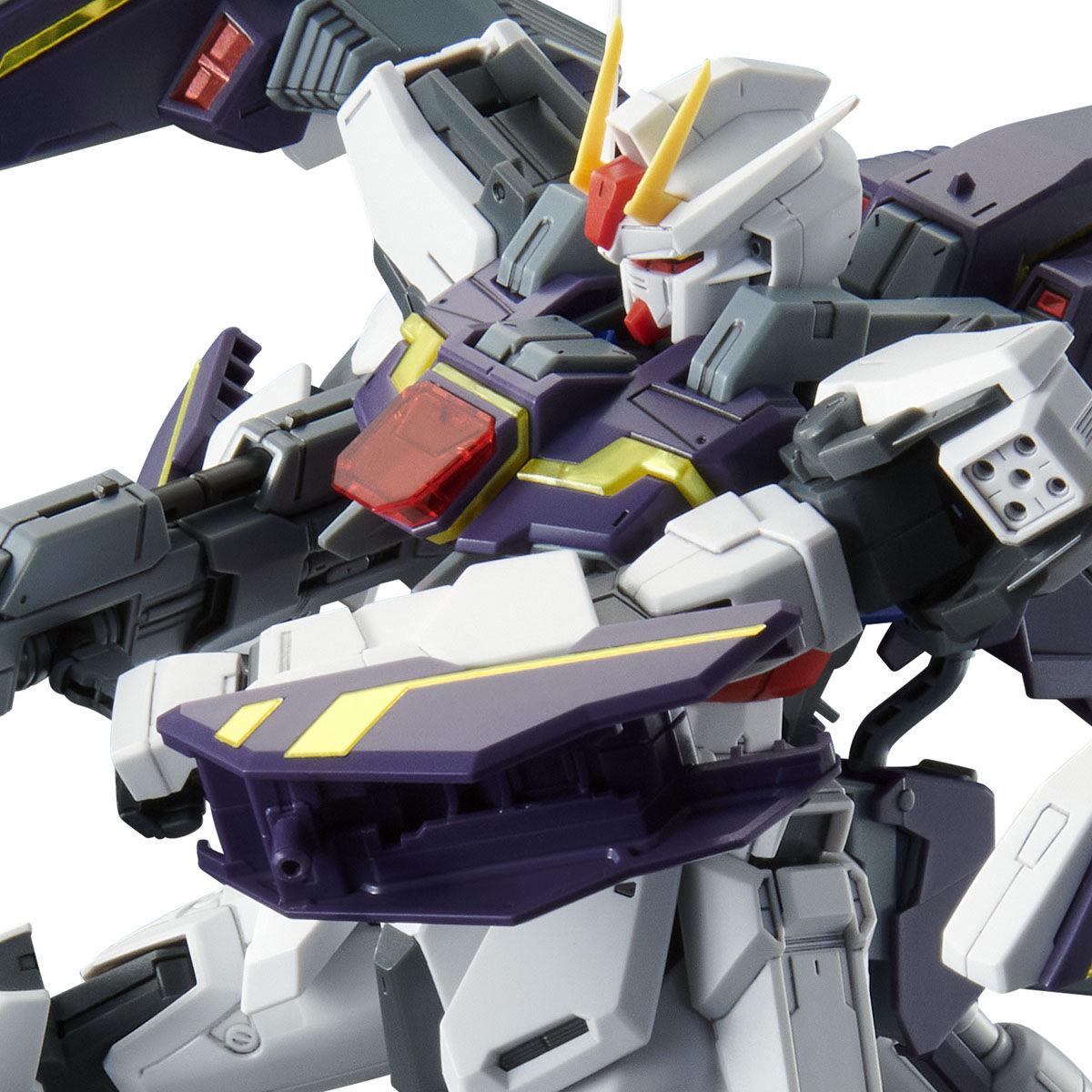 【限定販売】MG 1/100『ライトニングストライクガンダム Ver.RM』ガンダムSEED MSV プラモデル-010