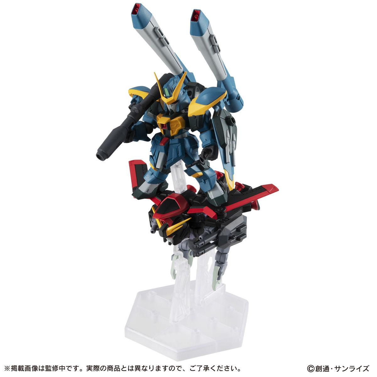 【限定販売】MOBILE SUIT ENSEMBLE『EX30 連合のブーステッドマン セット』デフォルメ可動フィギュア-008