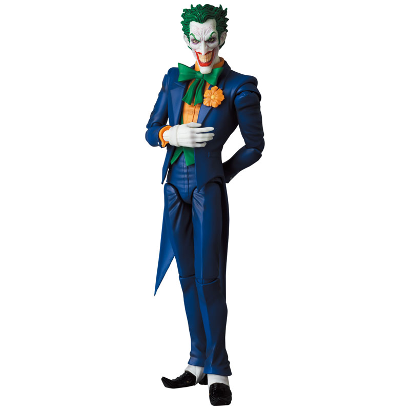 マフェックス No.142 MAFEX『THE JOKER(BATMAN:HUSH Ver.)/ジョーカー』可動フィギュア-001