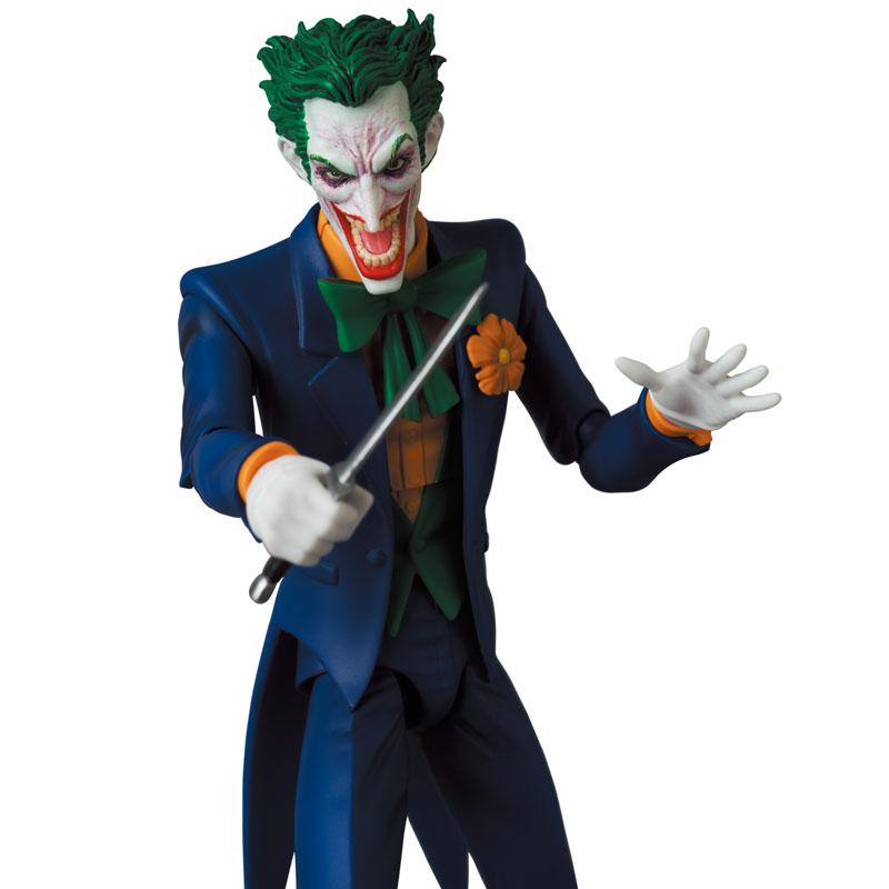 マフェックス No.142 MAFEX『THE JOKER(BATMAN:HUSH Ver.)/ジョーカー』可動フィギュア-002