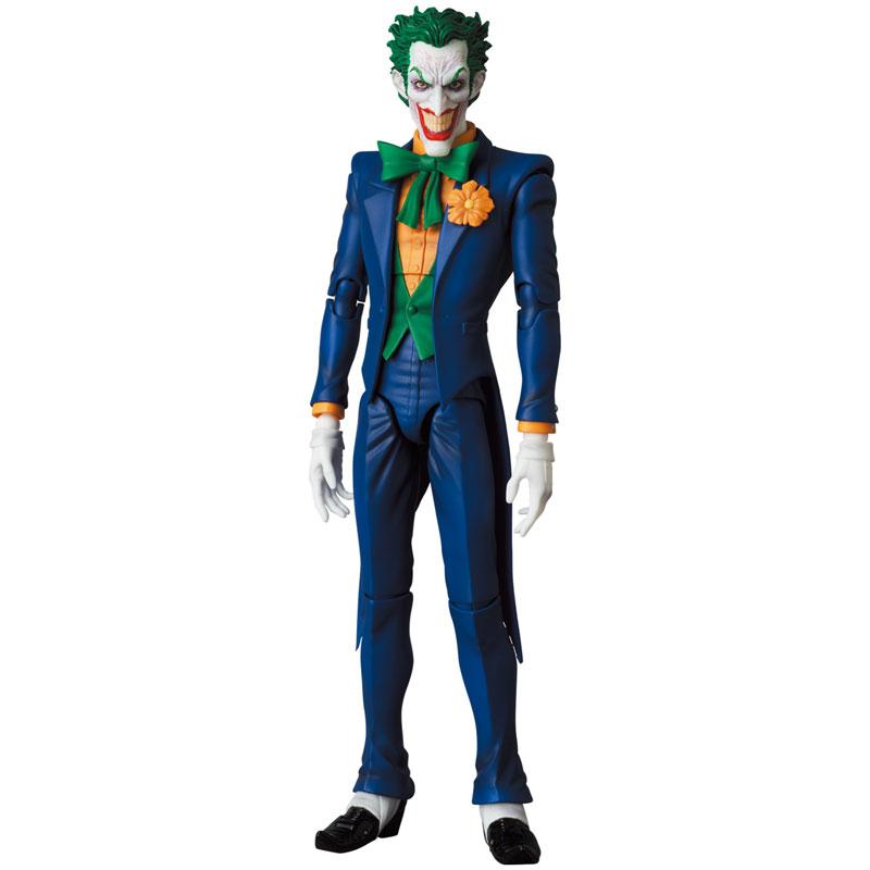 マフェックス No.142 MAFEX『THE JOKER(BATMAN:HUSH Ver.)/ジョーカー』可動フィギュア-003