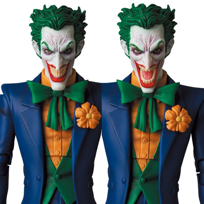 マフェックス No.142 MAFEX『THE JOKER(BATMAN:HUSH Ver.)/ジョーカー』可動フィギュア-005