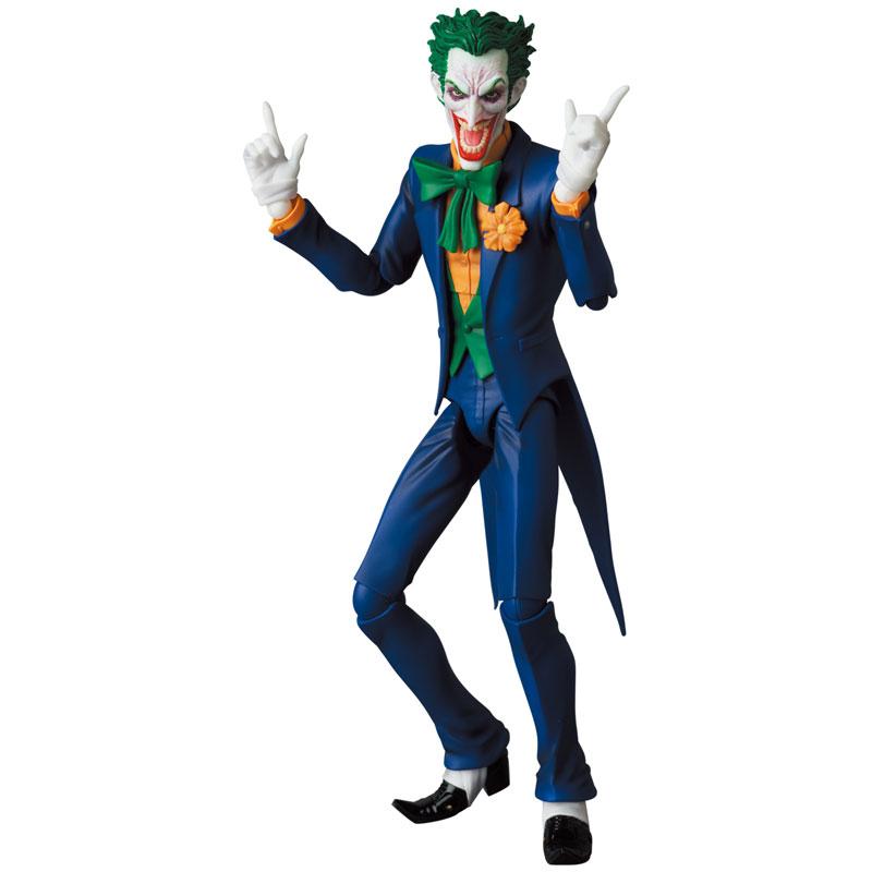 マフェックス No.142 MAFEX『THE JOKER(BATMAN:HUSH Ver.)/ジョーカー』可動フィギュア-006