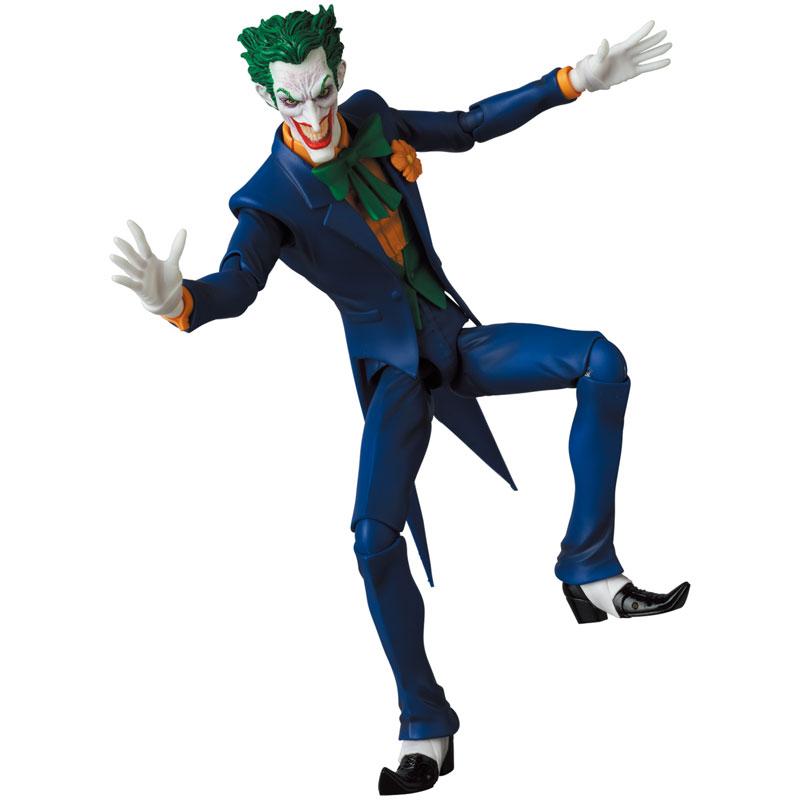 マフェックス No.142 MAFEX『THE JOKER(BATMAN:HUSH Ver.)/ジョーカー』可動フィギュア-007
