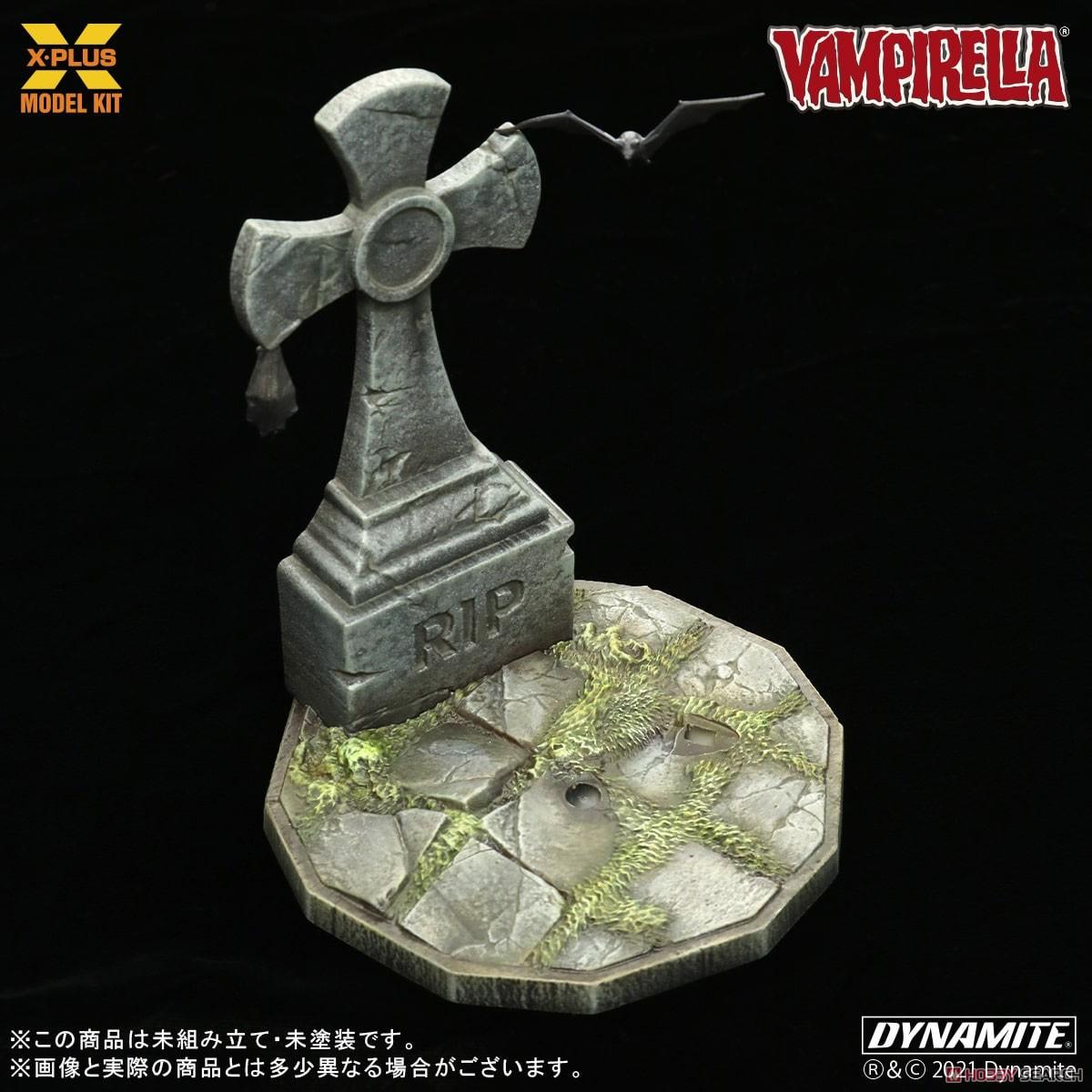 Vampirella『ヴァンピレラ 』1/8スケール プラスチック モデルキット-007