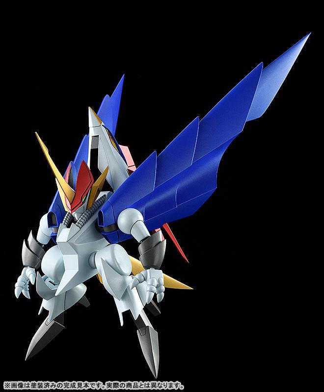 PLAMAX MS-13『鋼衣空王丸』真魔神英雄伝ワタル プラモデル-007