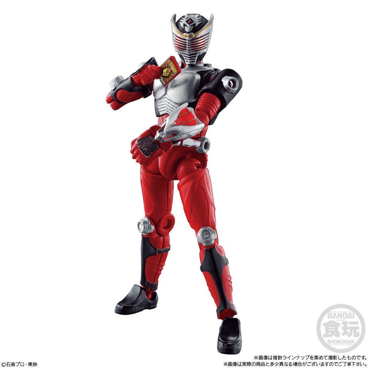 【食玩】SO-DO CHRONICLE『仮面ライダー龍騎』10個入りBOX-006