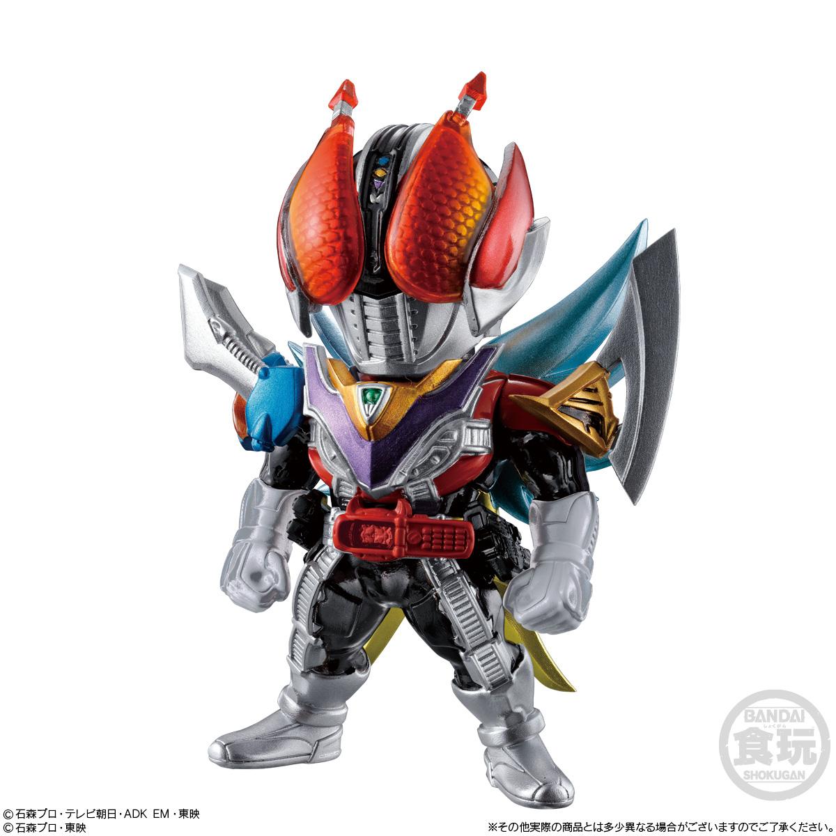 【食玩】コンバージ仮面ライダー『CONVERGE KAMEN RIDER 22』10個入りBOX-006