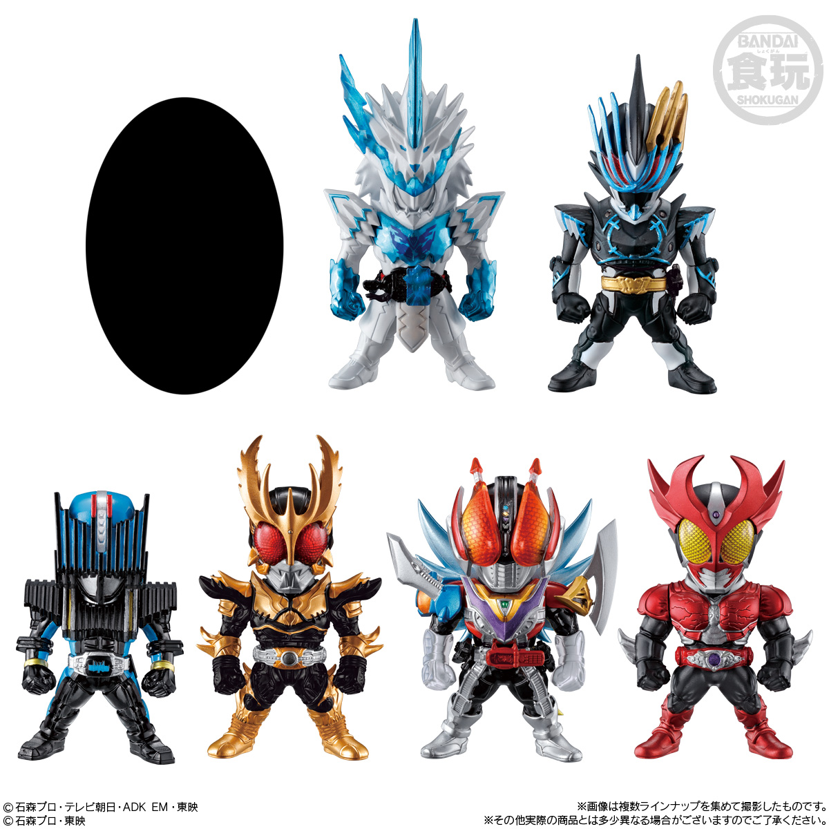 【食玩】コンバージ仮面ライダー『CONVERGE KAMEN RIDER 22』10個入りBOX-008