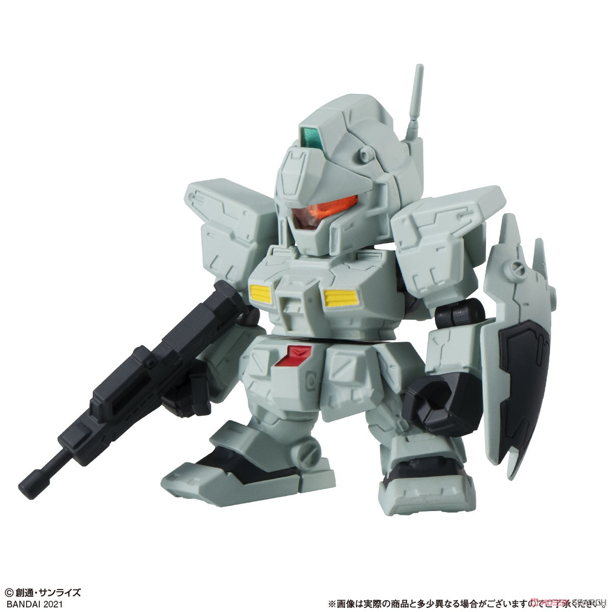 【ガシャポン】機動戦士ガンダム『ガシャポン戦士フォルテ14』12個入りBOX-004