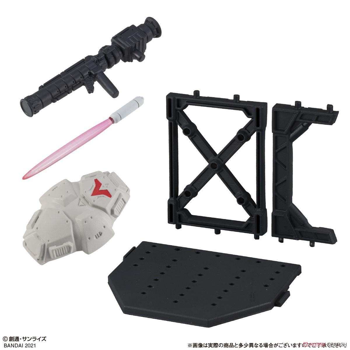【ガシャポン】機動戦士ガンダム『ガシャポン戦士フォルテ14』12個入りBOX-006