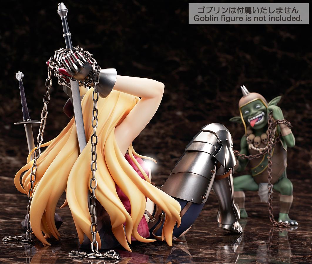 【限定販売】犬江しんすけオリジナルキャラクター『女騎士ヴァレリー』1/5.5 完成品フィギュア-001
