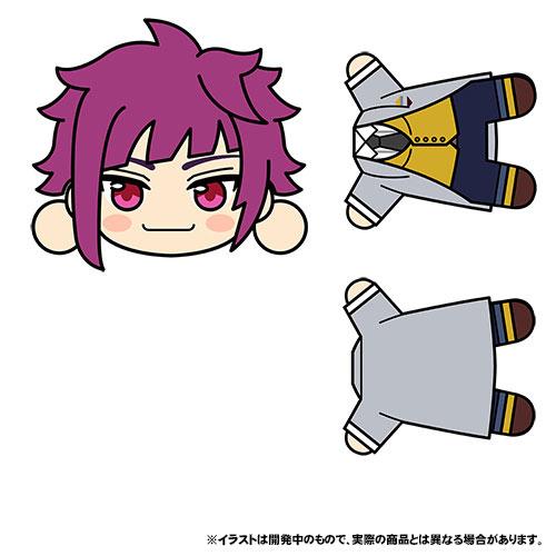 『A3! 寝そべりぬいぐるみ ぷち Vol.2』10個入りBOX-010