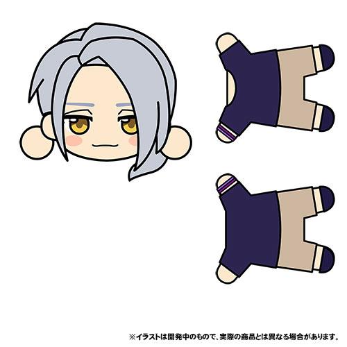 『A3! 寝そべりぬいぐるみ ぷち Vol.2』10個入りBOX-011