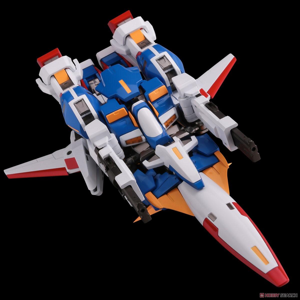RIOBOT『変形合体 R-1』スーパーロボット大戦OG 可変合体フィギュア-009
