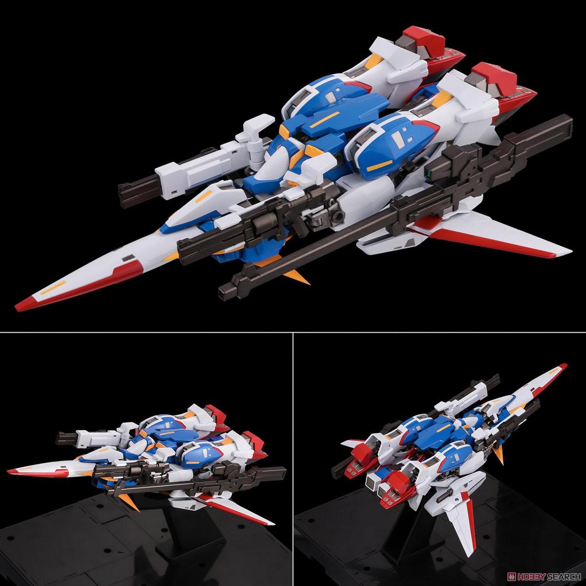 RIOBOT『変形合体 R-1』スーパーロボット大戦OG 可変合体フィギュア-010