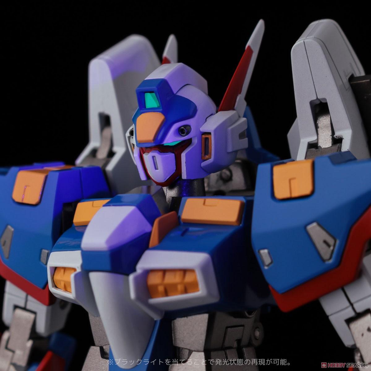 RIOBOT『変形合体 R-1』スーパーロボット大戦OG 可変合体フィギュア-011