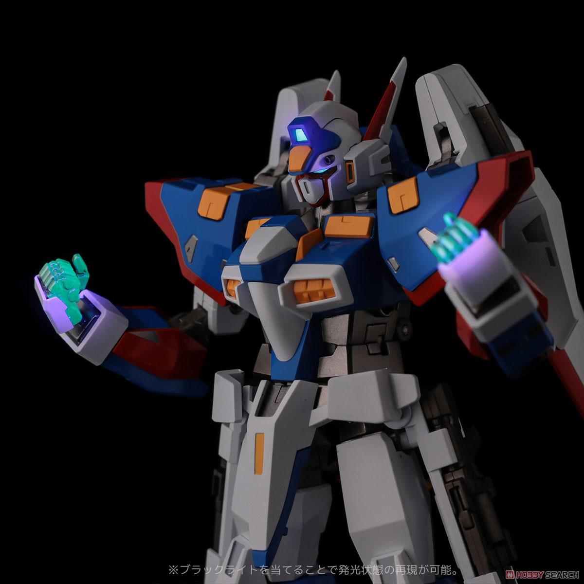 RIOBOT『変形合体 R-1』スーパーロボット大戦OG 可変合体フィギュア-012