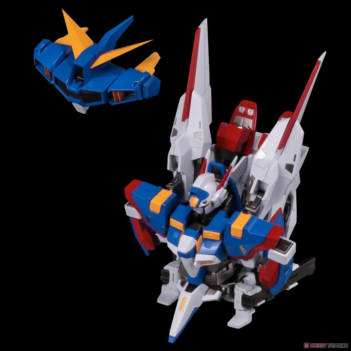 RIOBOT『変形合体 R-1』スーパーロボット大戦OG 可変合体フィギュア-014