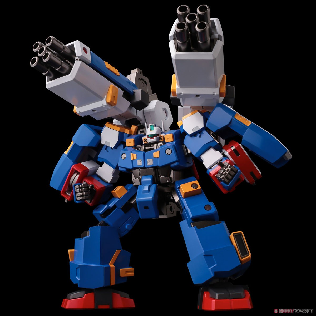 RIOBOT『変形合体 R-1』スーパーロボット大戦OG 可変合体フィギュア-016