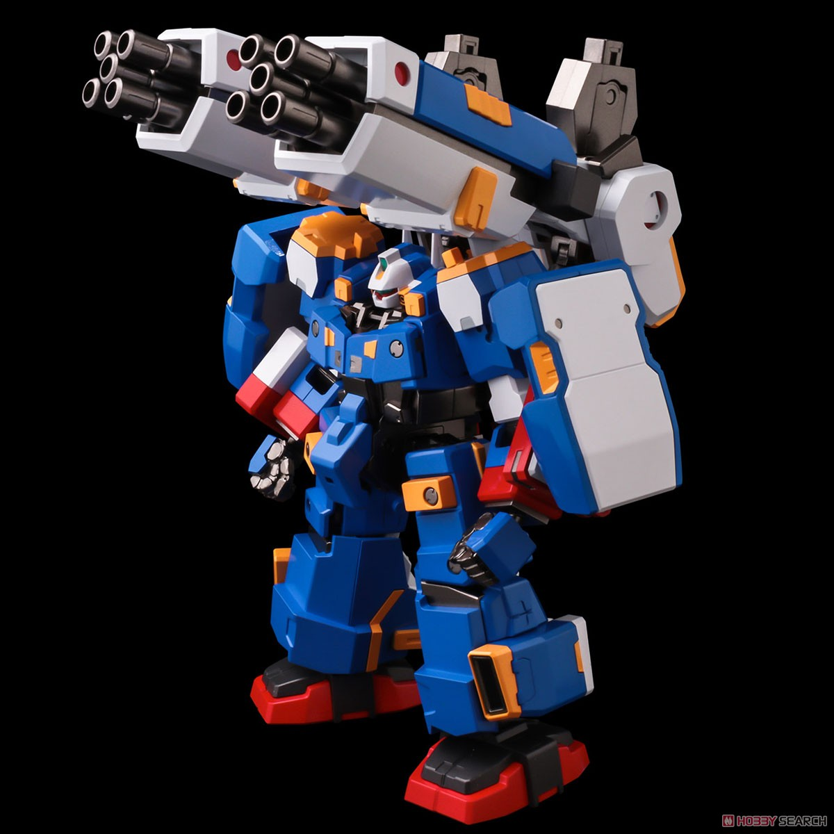 RIOBOT『変形合体 R-1』スーパーロボット大戦OG 可変合体フィギュア-017