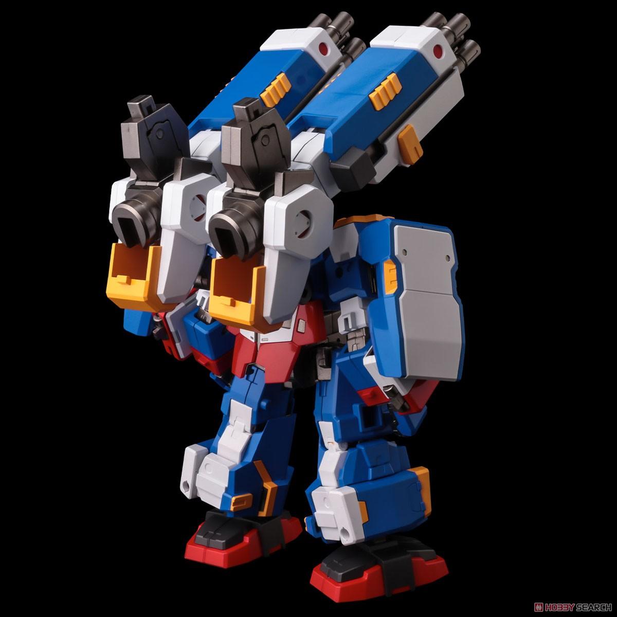 RIOBOT『変形合体 R-1』スーパーロボット大戦OG 可変合体フィギュア-018