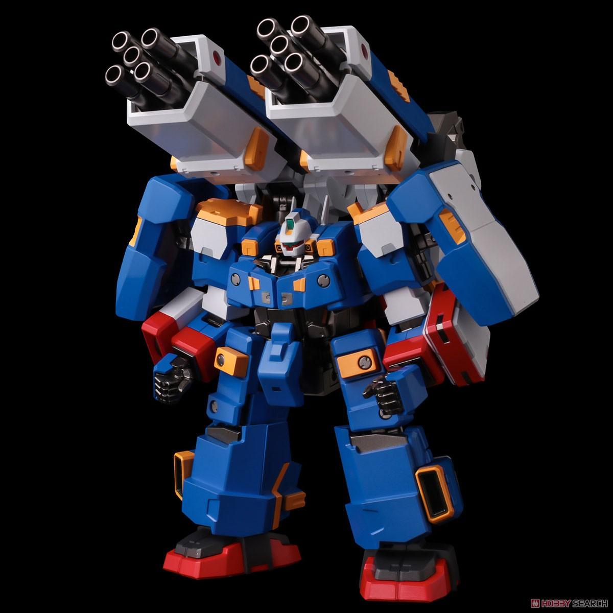 RIOBOT『変形合体 R-1』スーパーロボット大戦OG 可変合体フィギュア-020