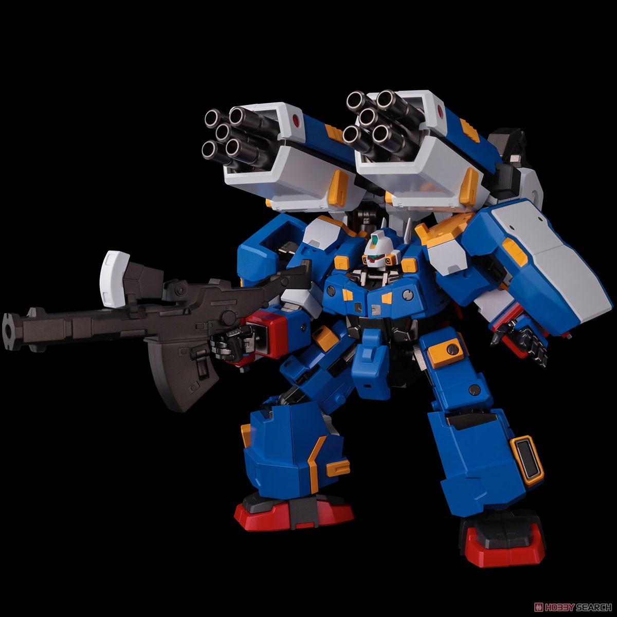RIOBOT『変形合体 R-1』スーパーロボット大戦OG 可変合体フィギュア-021