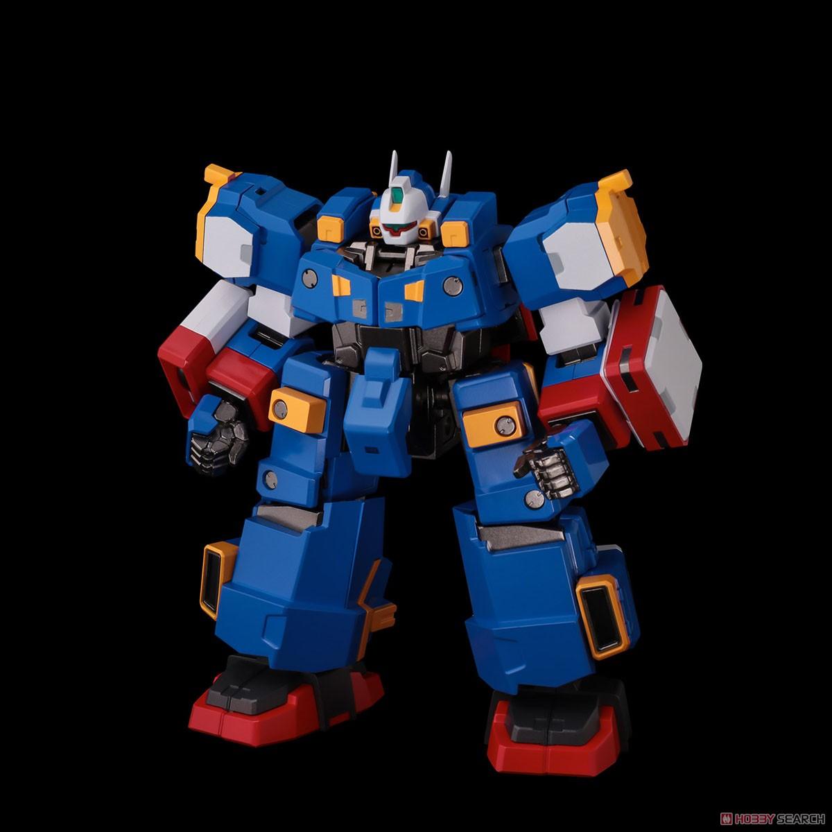 RIOBOT『変形合体 R-1』スーパーロボット大戦OG 可変合体フィギュア-023