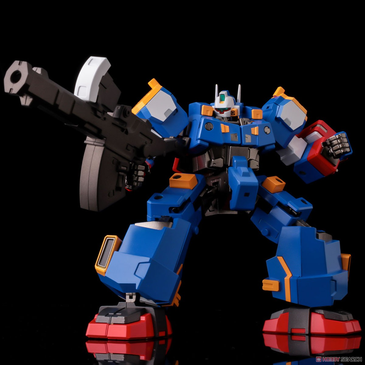 RIOBOT『変形合体 R-1』スーパーロボット大戦OG 可変合体フィギュア-024